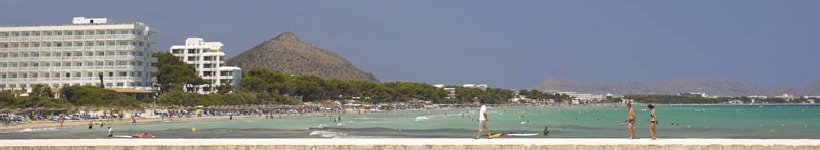 Playa de Muro Tourist Information and Travel Guide